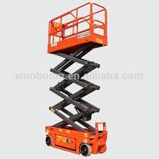 Hydraulic Scissor Lift Table by Best Selling Electro Hydraulic Scissor Lift Self Propelled Mobile
