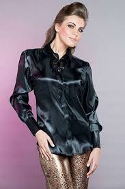 in satin blouses pin by satin on satin and silk blouses satin