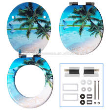 themed toilet seats designer themed printed toilet seats mdf lid covers