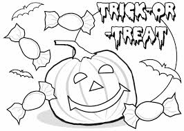 and halloween coloring pages for kids holidays printables free