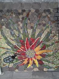 Best My Love Of Mosaic Images On Pinterest Mosaic Ideas - Wall mosaic designs