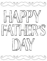 happy fathers day coloring pages printable http procoloring com