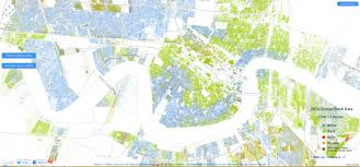 Map New Orleans by Map Of Race In New Orleans Using Dustin Cable U0027s Racial Dot Map