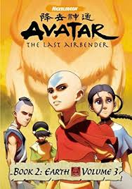 amazon avatar airbender book 2 earth vol 3