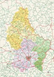 Map Of Luxembourg Giju Kim U0027s Woodstock Work