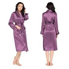 robe de chambre soie lilysilk robe de chambre soie violet achat vente robe de chambre
