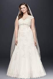 Formal Wedding Dresses White A Line Wedding Dresses U0026 Gowns David U0027s Bridal