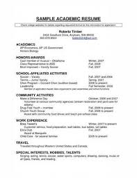 Resume Hobbies And Interests Scholarship Resume Template 16 Accounting Hobbies Examples Resumes