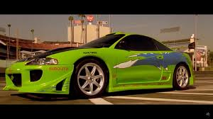 mitsubishi eclipse tuner fast and furious car builder dennis mccarthy