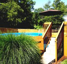 above ground pool ideas backyard design your home loversiq