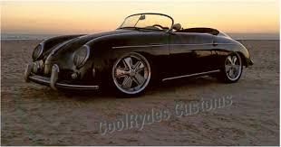 porsche speedster kit car speedster manx builds coolrydes customs