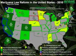 Marijuana Legalization Map The Road To Legalization Of Medicinal Marijuana Is Not Over