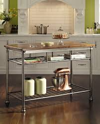 chrome kitchen island home styles the orleans kitchen island kitchen ideas