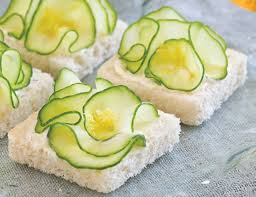 cucumber canapes cucumberflowercanapes jpg