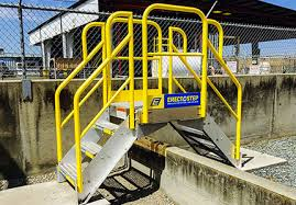 work platforms and stairs industrial access platforms saferack