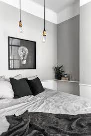 black and white bedroom home decor interior design inspiration