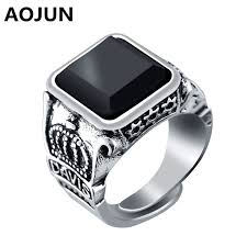 platinum rings for men in islam compare prices on mens signet rings silver online shopping buy