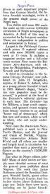 1950s african american press 1940s african american newspapers