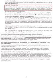 Alaska travel visas images Break up letter from comenity virgin america visa credit card jpg