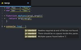 format file atom standard formatter