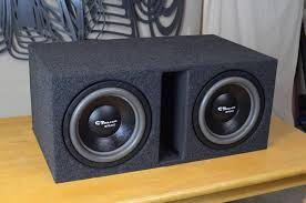 15 inch home theater subwoofer ct sounds box design for 2 12