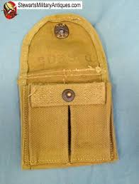 Charlotte Tent And Awning Stewart U0027s Military Antiques Us Wwii M1 Carbine Magazine Pouch