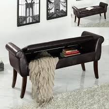 Bedroom Bench Seats Best 25 Leather Bench Seat Ideas On Pinterest Industrial Seat