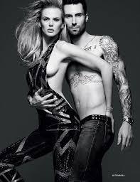 pop culture and fashion magic adam levine u2013 the road to stardom