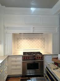 Marble Tile Kitchen Backsplash White Marble Tile Backsplash Asterbudget