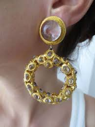 70 s earrings 55 best 60s 70s chanel reference images on vintage