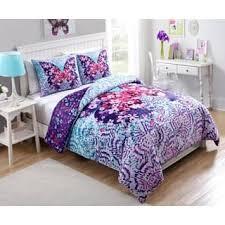 Purple Floral Comforter Set Purple Floral Comforter Sets For Less Overstock Com