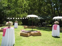 outdoor wedding ideas on a budget 19 genius and simple garden decor ideas pictures collection home