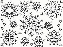 printable snowflake coloring pages funycoloring