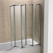 Folding Shower Door Overbath Folding Shower Door Adeltmechanical Door Ideas