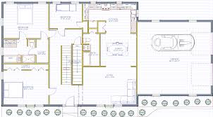 Large Floor L Prairie L Shaped Modern House Plans Modern House Plan