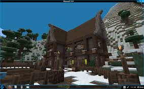 how to build cool houses creative mode minecraft java