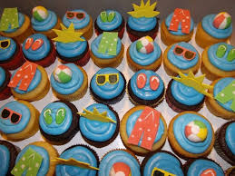 the 25 best beach ball cupcakes ideas on pinterest beach ball