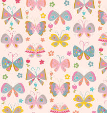 lovely butterfly pattern cut stick design