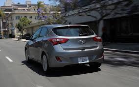 hyundai hatchback first drive 2013 hyundai elantra gt automobile magazine