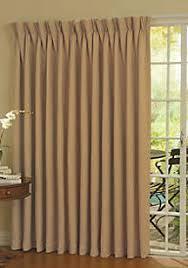 Patio Door Thermal Blackout Curtain Panel Patio U0026 Garden Belk