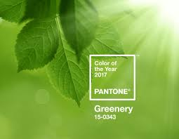 fall 2017 pantone colors decorating with greenery pantone u0027s color of the year 2017