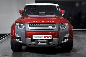land rover defender 2015 price jaguar land rover including c x75 u0026 defender concept auto expo