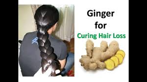 diy ginger hair mask how to use ginger for hair growth youtube