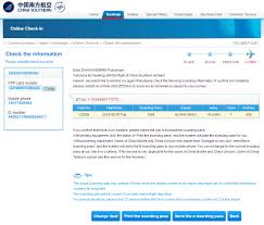 guideline and faqs china southern airlines co ltd csair com