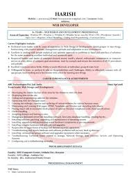 resume sles for engineering students freshers zee yuva latest web developer sle resumes download resume format templates