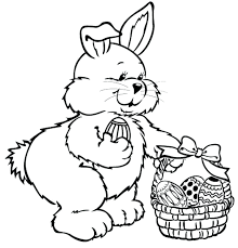 cute coloring pages for easter cute easter coloring pages themed coloring pages colouring page for