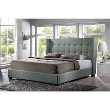 Upholstered King Size Bed King Size Upholstered Bed Frame Home Beds Decoration