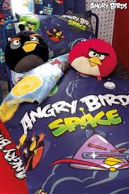 Space Single Duvet Cover Angry Birds Space Single Duvet Cover Bed Set Brand New Sealed