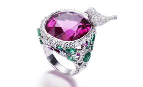 piaget ring piaget s limelight garden party the jewellery editor