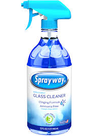 what s the best way to clean high gloss kitchen units sprayway glass cleaner clinging spray